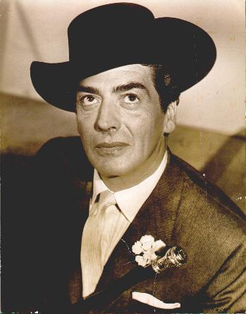 Victor Mature in The Big Circus